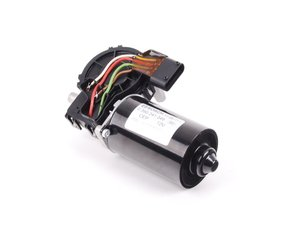 ES#170126 - 61638363512 - Wiper Motor - Keep safe during bad weather - Genuine BMW - BMW