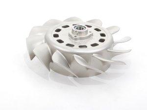 ES#1457935 - 96410601531 - Alternator Impeller - Engine cooling fan - Genuine Porsche - Porsche