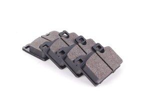 ES#2539257 - D8445OC - Rear Brake Pad Set D8445OC~OP - OP Parts ceramic brake pads - OP Parts - Porsche