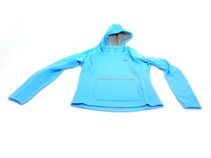 ES#2596679 - 80142231759 - BMW Ladies Hoodie - Large  - Light blue with BMW on the sleeve and PUMA on the shoulder  - Genuine BMW - BMW