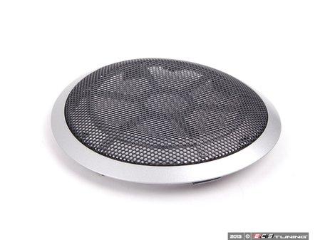 ES#100557 - 51418045698 - Front door Speaker cover - right  - Individual sound system speaker cover - Genuine BMW - BMW