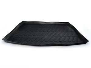 "ES#261610 - 8p5061181 - Molded Rubber Cargo Liner - Features ""A3"" logo, a raised lip & textured center to control load shifting - Genuine Volkswagen Audi - Audi"