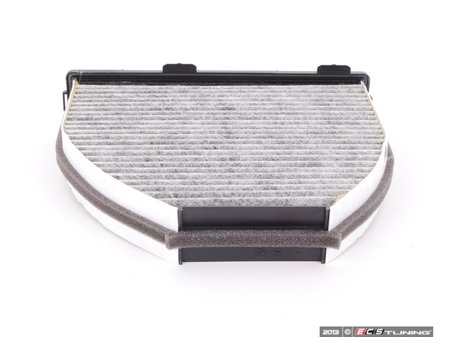ES#2608957 - 2128300318 - Cabin Filter - Priced Each - Cleans the air for the climate control system before it enters the cabin - Mann - Mercedes Benz