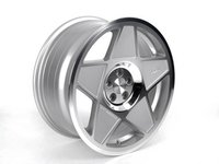 "ES#2631488 - 3S5881C - 18"" 0.05 - Set Of Four - 18""x8.5"" ET42 5x112 - Silver/Cut - 3SDM - Audi Volkswagen"