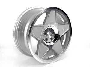 "ES#2702511 - 3S5990C - 19"" 0.05 - Set Of Four - 19""x9.5"" ET35 5x100 - Silver/Cut - 3SDM - Audi Volkswagen"