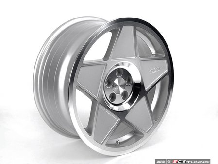 "ES#2702518 - 3S5981C - 19"" 0.05 - Set Of Four - 19""x8.5"" ET42 5x112 - Silver/Cut - 3SDM - Audi Volkswagen"