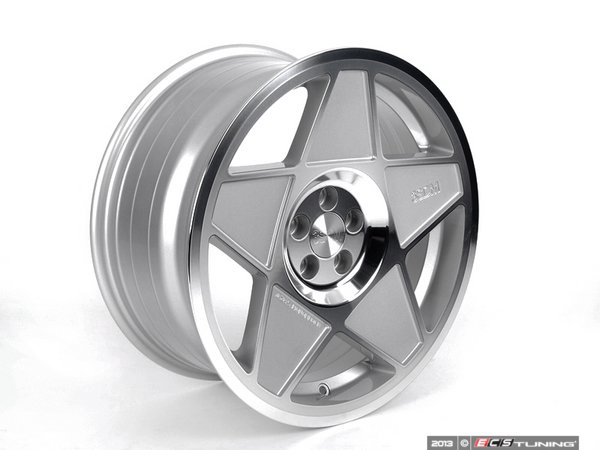 "ES#3022530 - 3s56840cKT - 16"" Style 0.05 Wheels - Square Set  - 0.05 16x8 4x100 ET25 Silver/Polished - 3SDM - BMW MINI"