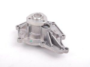 ES#2535638 - 06E121018A - Water Pump - Includes gasket and features a metal impeller - Saleri - Audi Volkswagen