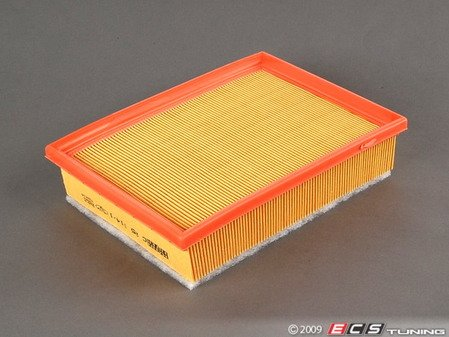 ES#10304 - 13721744869 - Air Filter - Protect your engine and let it breathe - Mann - BMW