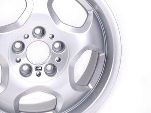 "ES#64643 - 36112227995 - 17"" M Contour Style 23 Wheel - Priced Each - 17X8.5 ET 41 72.6 CB - Genuine BMW - BMW"
