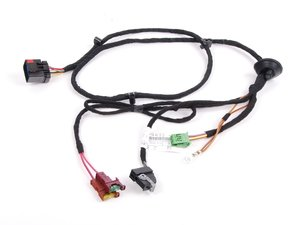es#1697617 - 1644406932 - trailer hitch wiring harness - used to connect  the trailer