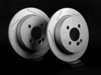 ES#2536038 - 342987sltgmtlrkt - Rear Slotted Brake Rotors - Pair 10.19