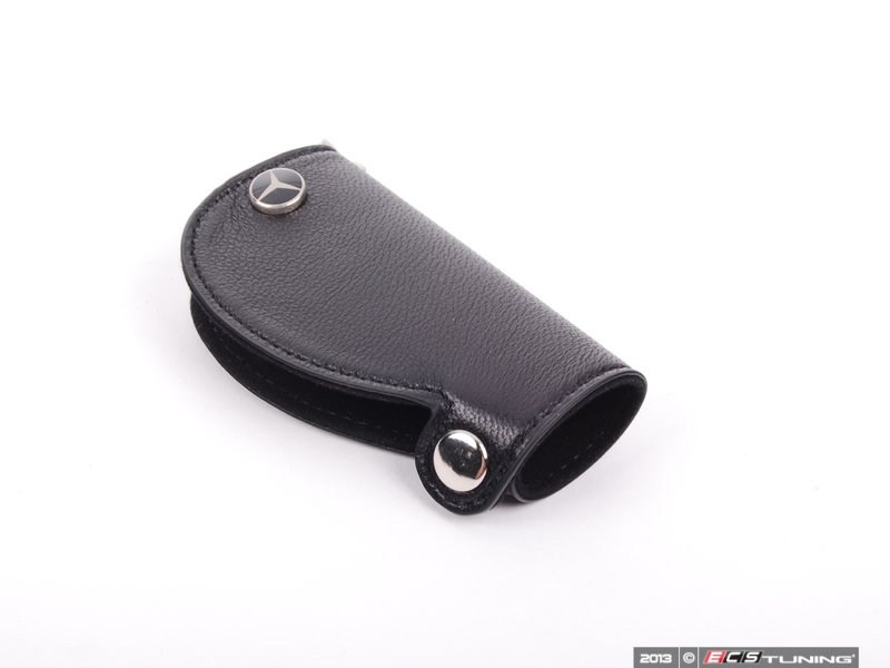 Genuine mercedes benz 9629990371 leather key cover for Mercedes benz leather