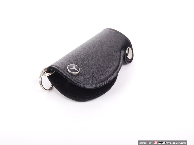 genuine mercedes benz 9629990371 leather key cover