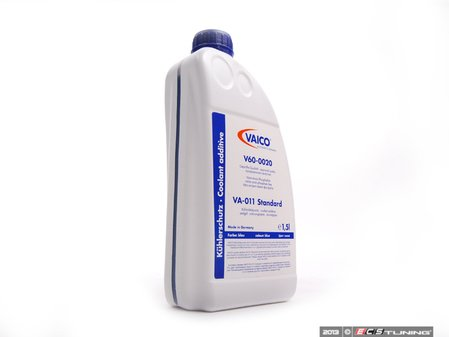 ES#2622910 - 82141467704 - Coolant/Antifreeze - 1.5 Liters - 100% strength - dilute to a 50:50 ratio with distilled water - Vaico - Audi BMW Volkswagen MINI