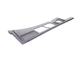 ES#2083414 - 8E181944701C - Water Deflector Tray - Priced Each - Also referred to as the rain tray, the plastic tray that sits at bottom of the windshield - Genuine Volkswagen Audi - Audi