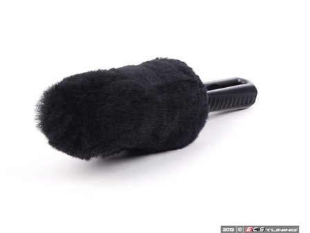 ES#2618978 - ACCB01 - Gerbil Wheel Brush - Specially treated sheepskin is safe to use on all wheels - Chemical Guys - Audi BMW Volkswagen Mercedes Benz MINI Porsche