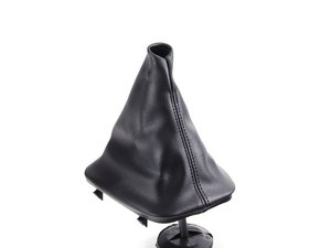 ES#46576 - 25111220204 - Shift Boot - Schwarz Leather - OEM replacement for your worn shift boot - Genuine BMW - BMW