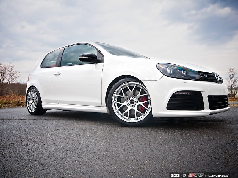 ECS News - Alzor Style 349 Wheel Sets - Volkswagen 5x112