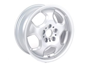 "ES#64640 - 36112227895 - 17"" M Contour Style 23 Wheel - Priced Each - 17x7.5 ET 41 72.6 CB - Genuine BMW - BMW"