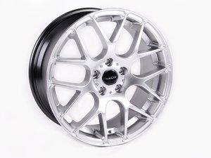 "ES#2598320 - 349AKT - 18"" Style 349 Wheels - Set Of Four - 18""x8"" ET45 5x112 - Hyper Silver - Alzor - Audi Volkswagen"