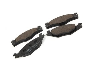 ES#569 - MDB1266D - Red Box Brake Pads - A great alternative to expensive OEM pads - Mintex - Volkswagen