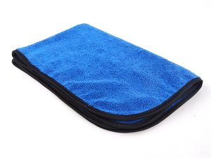 "ES#2619353 - MIC110201 - Big Monster Microfiber Towel - 17"" X 24"" - A versatile drying towel! Also handles washing and applying waxes with ease. - Chemical Guys - Audi BMW Volkswagen Mercedes Benz MINI Porsche"