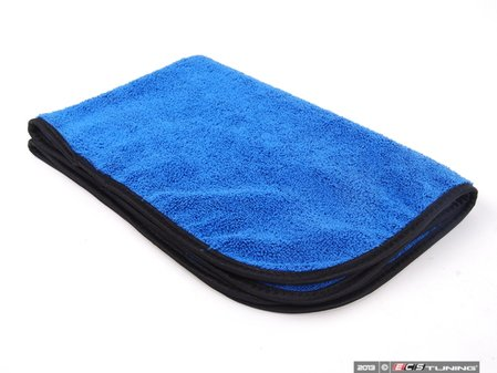 """ES#2619353 - MIC110201 - Big Monster Microfiber Towel - 17"""" X 24"""" - A versatile drying towel! Also handles washing and applying waxes with ease. - Chemical Guys - Audi BMW Volkswagen Mercedes Benz MINI Porsche"""