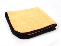 "ES#2619195 - MIC50201 - Elite Microfiber Towel - 16"" X 16"" - Pack of Three - Two unique sides: one for buffing away polishes and waxes, one for quick detailing and drying. - Chemical Guys - Audi BMW Volkswagen Mercedes Benz MINI Porsche"
