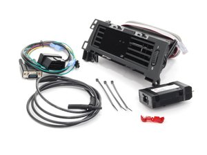 ES#2642233 - P3E6XLK+V - Vent Integrated Digital Interface (VIDI) - Powerful plug-and-play multifunction display - pre-installed in an OEM dashboard vent! - P3 Gauges - BMW