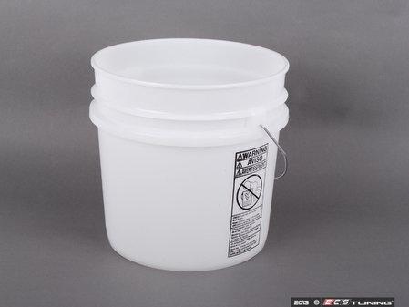 ES#2618987 - IAI501 - Detailing Bucket - 3.5 Gallon - Don't forget the bucket - Chemical Guys - Audi BMW Volkswagen Mercedes Benz MINI Porsche