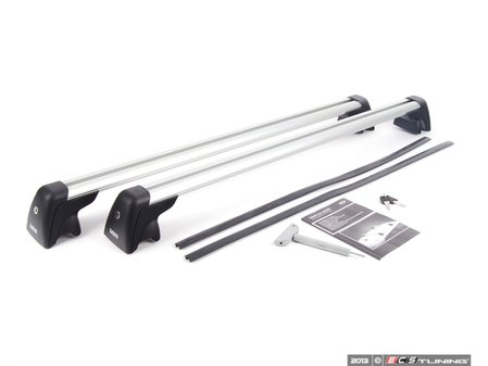 ES#2102224 - 82712148014 - Roof Rack Base Bars - Cross Member - For Countryman with installed roof rails. - Genuine MINI - MINI