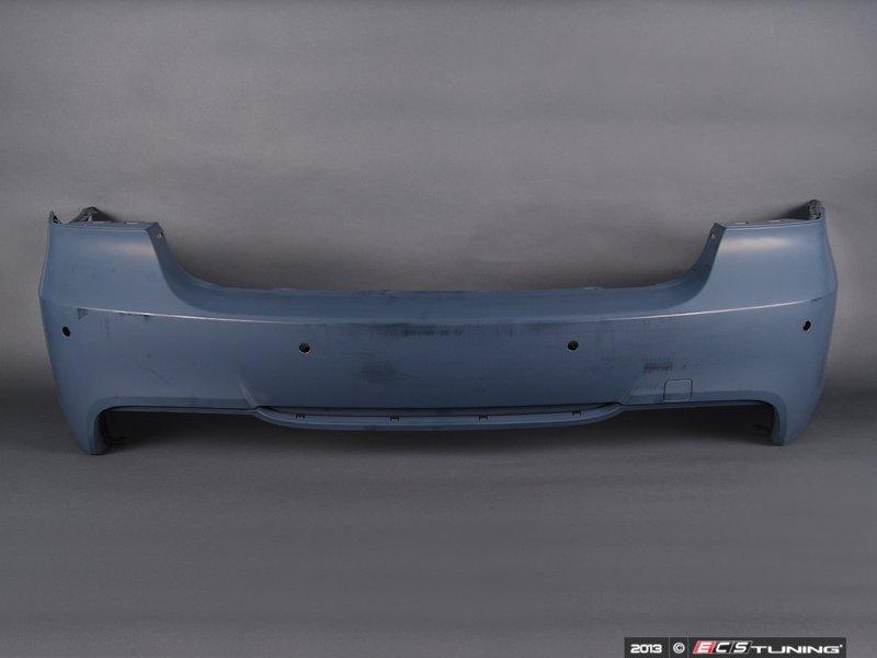 Rear Bumper Assy : Genuine bmw e mtech rear m sport bumper assembly