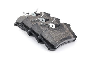 ES#2609264 - 8E0698451L - Rear Brake Pad Set - Restore the stopping power of your vehicle - Vaico - Audi Volkswagen