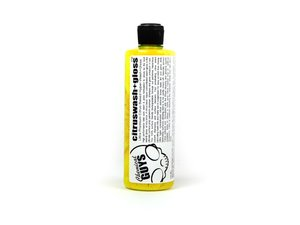 ES#2618986 - CWS30116 - Citrus Wash & Gloss Car Wash - 16oz - The perfect wash to start a full detail with, especially when using a clay bar - Chemical Guys - Audi BMW Volkswagen Mercedes Benz MINI Porsche