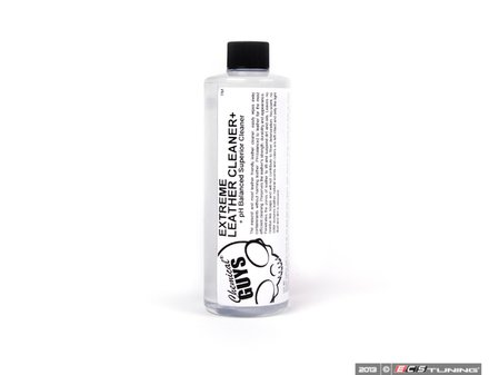 ES#2619400 - SPI20816 - Leather Cleaner - 16oz - Easily wipe away contaminants without harming your leather with this pH balanced cleaner - Chemical Guys - Audi BMW Volkswagen Mercedes Benz MINI Porsche