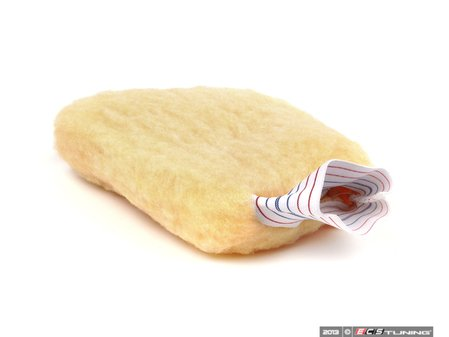 ES#2619390 - ACC105 - Premium Extra Thick Wash Mitt - Great for applying shampoos to your cars exterior - Chemical Guys - Audi BMW Volkswagen Mercedes Benz MINI Porsche