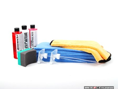 ES#2622747 - 1234CGQD - Quick Detail Kit - Looking for a fast and easy way to clean the car? - Chemical Guys - Audi BMW Volkswagen Mercedes Benz MINI Porsche