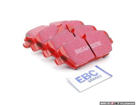 ES#2070782 - DP32056C - EBC Redstuff Ceramic Pads Set - Upgrade to EBC pads in your MINI - EBC - MINI
