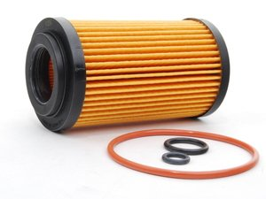 ES#9016 - 6111800009 - Oil Filter Kit - Priced Each - Includes all o-rings needed for installation - Full - Mercedes Benz