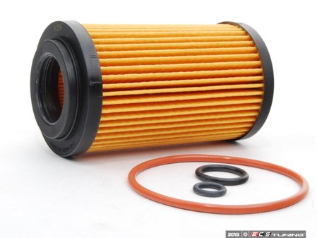 ES#9016 - 6111800009 - Oil Filter Kit - Priced Each - Includes all o-rings needed for installation - Full -