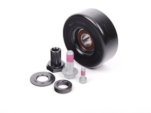 ES#1484015 - 99611501672 - Belt Tensioner Roller With Protection Cap - Located on the front of the engine between the two deflection rollers in the center - Genuine Porsche - Porsche