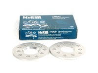 ES#5106 - 1655571 - DR Series Wheel Spacer - 8mm (1 Pair) - Version I - Fine tune your stance and improve handling - H&R - Audi Volkswagen