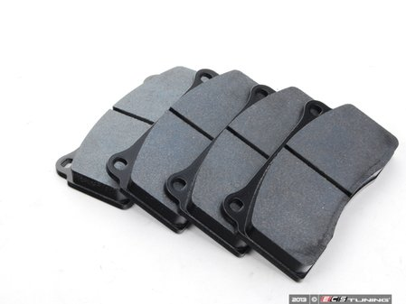 ES#1873781 - HB193U.670 -  DTC-70 Racing Brake Pad Set - Extremely high torque with aggressive controllable initial bite - Hawk - Audi