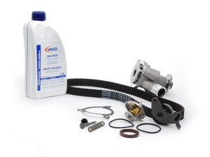ES#260747 - m20_11 - Ultimate Timing Belt Kit - Level 2 - Replace your water pump and thermostat with your timing belt! - Assembled By ECS - BMW