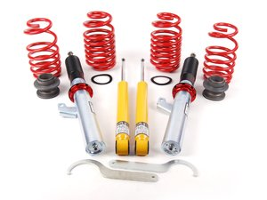 "ES#2537066 - 28908-11 - Street Performance Coilover Kit - Unrivaled comfort and performance. Average lowering of 1.2""-2.3""F 0.8""-2.0""R - H&R - Volkswagen"