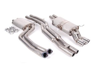 ES#2539172 - 140084 - Cat-Back Exhaust - From the world's most experienced and most winning exhaust brand - Borla - BMW
