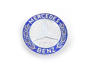 ES#1630885 - 1078800088 - Mercedes-Benz Emblem - Located on the hood of your vehicle - Genuine Mercedes Benz - Mercedes Benz