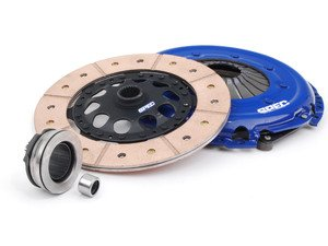 ES#2576183 - SA783F - Clutch Kit - Stage 3+ - Features a full faced, carbon semi-metallic disc with a torque rating of 550ft/lbs - Spec Clutches - Audi