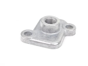 ES#1636210 - 1120150630 - Engine Timing Cover Plug - Does not include new gasket - Genuine Mercedes Benz - Mercedes Benz